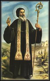 St Maroun His feast day is celebrated on 9 February.